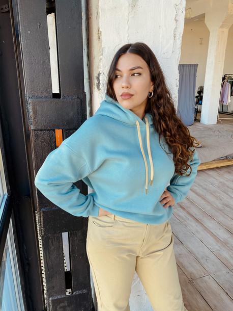 Беатрис TRAND джинсы кэмел