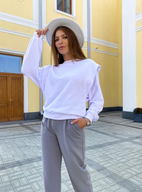 Дарлин брюки серый