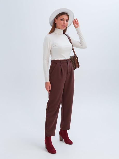 Дарлин брюки шоколад