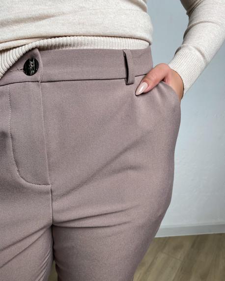 Далия TRAND брюки мокко