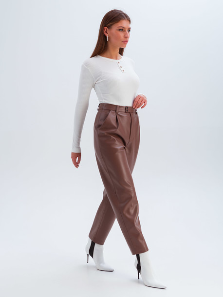 Дебби брюки шоколад