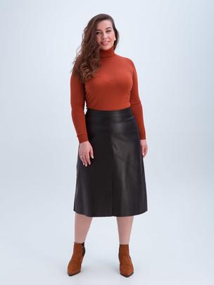 Клер TRAND юбка черный