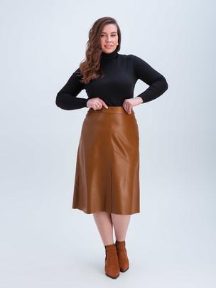 Клер TRAND юбка корица