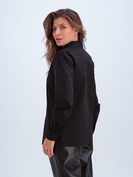 Кэндис рубашка черный