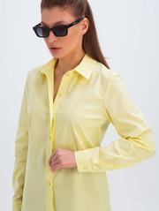 Кэндис рубашка лимонный