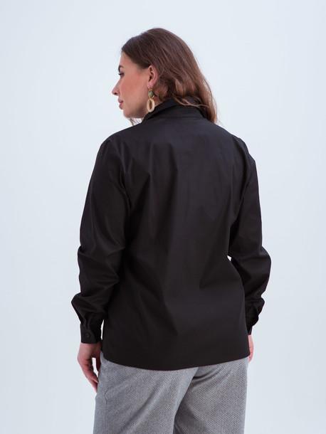 Кэндис TRAND рубашка черный
