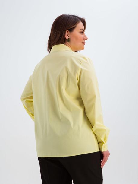 Кэндис TRAND рубашка лимонный