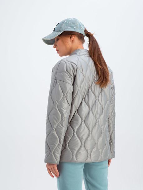 Вира куртка фисташковый