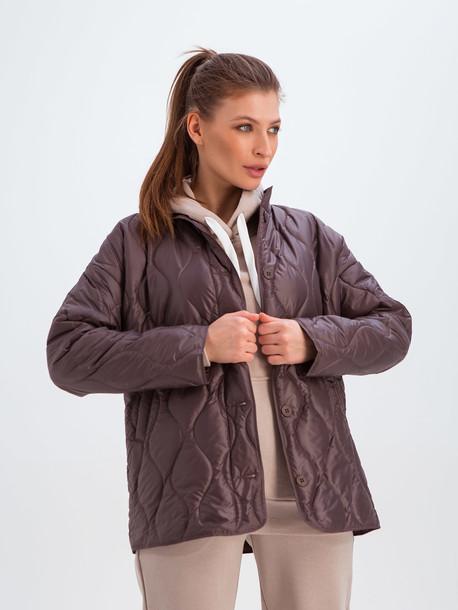 Вира куртка тауп