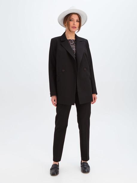 Ясмина GRAND блуза принт черный