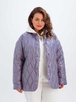 Вира TRAND куртка лаванда