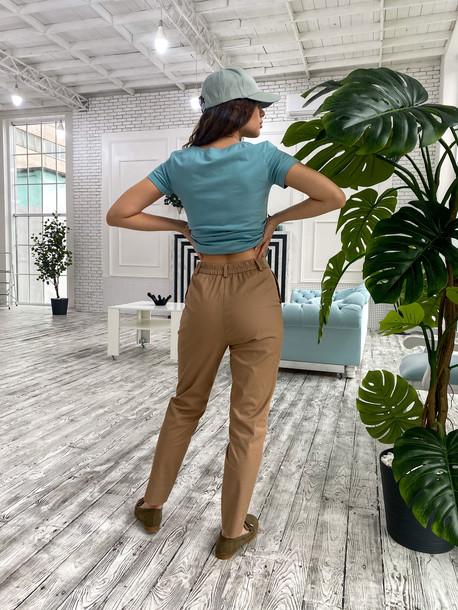 Кларк GRAND брюки бежевый