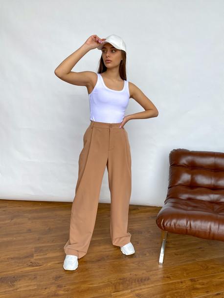 Малу брюки бурбон
