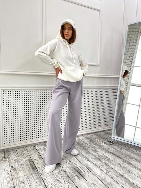 Малу брюки серый
