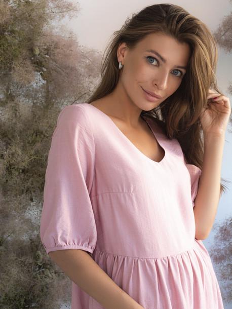 Шерити Grand платье розовый