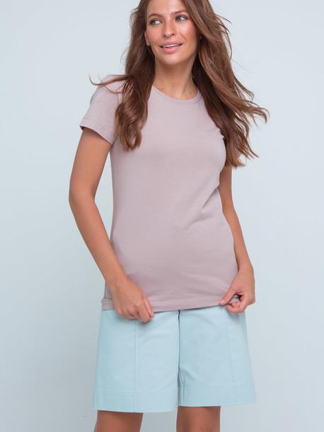 Нателла шорты голубой