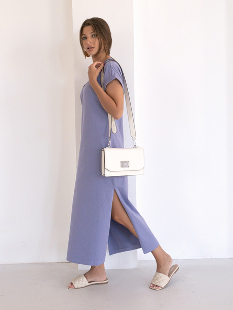 Алекса GRAND платье прохладная сирень