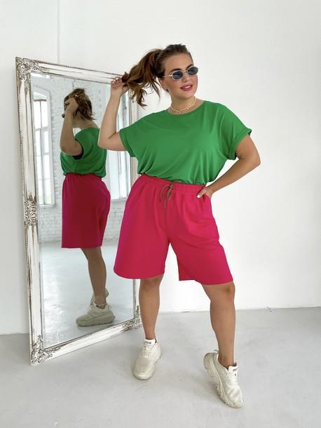 Балия TRAND шорты малина